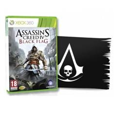 UBISOFT JUEGO XBOX 360 - ASSASSIN`S CREED 4  BLACK FLAG