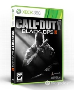 ACTIVISION JUEGO XBOX 360 - CALL OF DUTY : BLACK OPS 2