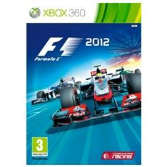 A DETERMINAR JUEGO XBOX 360 - FORMULA 1 2012