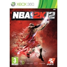 A DETERMINAR JUEGO XBOX360- NBA 2K12