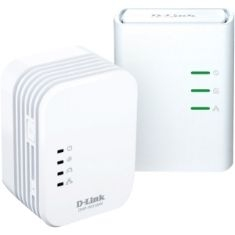 D-LINK KIT 2 POWERLINE 500M HOME AV WIRELESSN MINI EXTENDER,QOS,C
