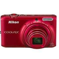 KIT-CAMARA-DIGITAL-NIKON-COOLPIX-S6500-ROJO-16-MP-LITIO-ZO-12X-HD-3D-LCD-3-WIFI-+-ESTUCHE-+-5-AÑOS-DE-GARANTIA_999S6500R1-0