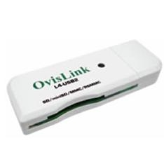 OVISLINK LECTOR TARJETAS MEMORIA SD OVISLINK USB EXTERNO