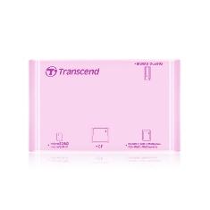 TRANSCEND LECTOR TARJETAS MEMORIA TRANSCEND USB EXTERNO ROSA