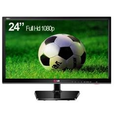 LG LED TV LG 24MN33D ESCALADO FULL HD 8.5MS USB HDMI TDT HD VGA