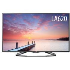 LG LED TV LG 47'' 47LA620S 3D FULL HD SMART TV WIFI TDT 3 HDMI 3 USB VIDEO  4 GAFAS