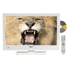 "NEVIR LED TV NEVIR 22"" NVR-7502-22 BLANCO COMBO DVD FULL HD TD HD CI HDMI"