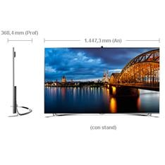 SAMSUNG ELECTRONICS IBERIA S.A LED TV SAMSUNG 65'' 3D UE65F8000 SMART TV FULL HD TDT HD QUAD CORE 3 HDMI  3 USB VIDEO MANDO PREMIUM WIFI 2 GAFAS