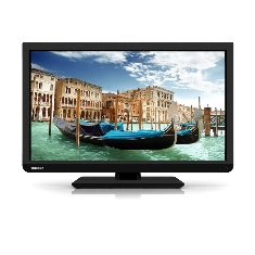 "TOSHIBA LED TV TOSHIBA 24"" 24W1333G HD TV TDT HD USB VIDEO HDMI MODO HOTEL BLACK"