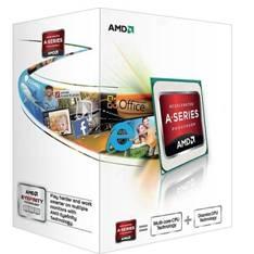AMD MICRO AMD DUAL CORE A4-5300 FM2 3.4GHz SERIE A
