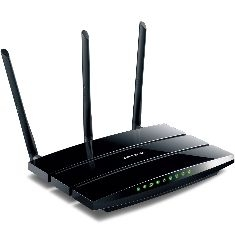 TP-LINK MODEM ROUTER WIFI 300 MBPS + SWITCH 4 PTOS GIGA TP-LINK