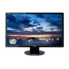 """ASUS MONITOR LED ASUS 23.6"""" VE247H FULL HD  DVI HDMI"""