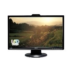 """ASUS MONITOR LED ASUS 24"""" FULL HD 2MS WEB CAM HDMI DVI MULTIMEDIA"""