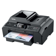 BROTHER MULTIFUNCION BROTHER INYECCION COLOR MFCJ5910DW FAX A3/ 35PPM/ 64MB/ USB/ RED/ WIFI/ DUPLEX/ ADF