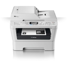 BROTHER MULTIFUNCION BROTHER LASER MONOCROMO MFC-7360N FAX A4/ 24PPM/ 32MB/ USB/ RED/ PC FAX/ ADF
