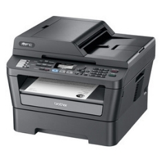 BROTHER MULTIFUNCION BROTHER LASER MONOCROMO MFC-7460DN FAX A4/26PPM/32MB/USB/RED/PC FAX/ DUPLEX