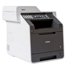 BROTHER MULTIFUNCION BROTHER LED COLOR MFC-9970CDW FAX A4/28PPM/256MB/USB/RED/DUPLEX/WIFI