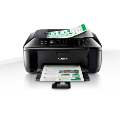 CANON MULTIFUNCION CANON INYECCION COLOR PIXMA MX525 FAX A4/ 4800PPP/ USB/ ADF / WIFI/ USB/ RED/ DUPLEX/ PARA SMARTPHONE Y TABLET