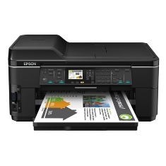 EPSON MULTIFUNCION EPSON INYECCION COLOR WORKFORCE WF7515 FAX/ A3+/ 15PPM/ USB/ RED/ WIFI