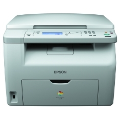 EPSON MULTIFUNCION EPSON LASER COLOR ACULASER CX17NF FAX/ A4/ 15PPM/ RED