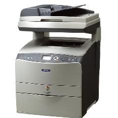 EPSON MULTIFUNCION EPSON LASER COLOR ACULASER CX21NFT A4/25PPM/128MB/USB/RED