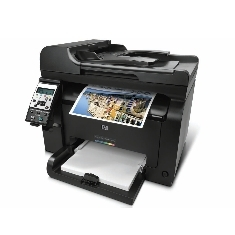 HP MULTIFUNCION HP LASER COLOR LASERJET PRO 100 M175NW A4/16PPM/128MB/USB/ RED/ WIFI/ EPRINT