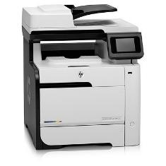 HP MULTIFUNCION HP LASER COLOR LASERJET PRO 400 M475DN  16PPM/ RED /DUPLEX/ FAX/ EPRINT
