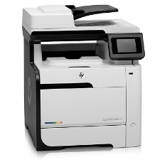 HP MULTIFUNCION HP LASER COLOR LASERJET PRO M475DW  16PPM/ RED /WIFI /DUPLEX/ FAX/ EPRINT