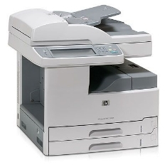 HP MULTIFUNCION HP LASER MONOCROMO LASERJET 5025 FAX A3/ 25PPM/ 256MB/ USB/ RED/ ADF