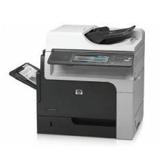 HP MULTIFUNCION HP LASER MONOCROMO LASERJET M4555 MFP A4/ 52PPM/ 256MB/ RED/ ADF