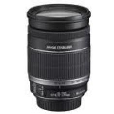 CANON OBJETIVO CANON EFS 18-200MM F3.5-5.6 IS