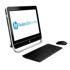 "HP ORDENADOR HP ALL IN ONE AMD E1-1200 APU  AIO 20""/ 4GB/ 1TB/ DVD±RW/ WEBCAM/ USB 3.0/ RADEON HD 7310/ WIN 8"
