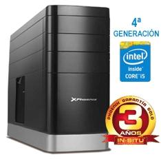 PHOENIX TECHNOLOGIES ORDENADOR PHOENIX CASIA 4ª GENERACION I5 DDR3 8GB 1TB + SSD 60GB RW