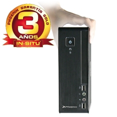 PHOENIX TECHNOLOGIES ORDENADOR PHOENIX SMART INTEL, DDR3 4GB,  HDD 1TB RW