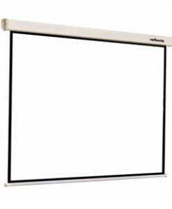 A DETERMINAR PANTALLA ELECTRICA VIDEOPROYECTOR REFLECTA REFG87672 2M X 2M
