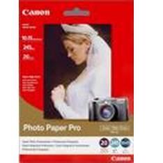 CANON PAPEL FOTOGRAFICO PROF CANON 10X15 20HOJAS 245G.
