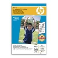HP PAPEL FOTOGRAFICO SATINADO HP Q8691A, 250GR, 10X15, 25 HOJAS