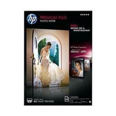 HP PAPEL HP FOTOGRAFICO SATINADO CR672A/ A4 (210x297)/ 300 GR/ 20 HOJAS