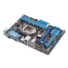 ASUS PLACA BASE ASUS H61M-C INTEL H61 LGA 1155, DDR3 VGA DVI mATX