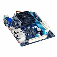 GIGABYTE PLACA BASE GIGABYTE ATOM DUAL CORE 1037U DDR3 VGA HDMI  USB MINI ITX