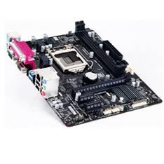 GIGABYTE PLACA BASE GIGABYTE GA-H81M-DS2 H81  INTEL I7 LGA 1150  DDR3 VGA USB 3.0 LAN P. SERIE  MICRO ATX