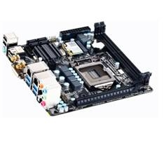 GIGABYTE PLACA BASE GIGABYTE GA-H87N-WIFI INTEL I7 LGA 1150 WIFI DDR3 DVI 2HDMI  USB 3.0  MINI ITX