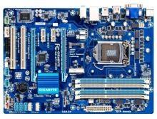 GIGABYTE PLACA BASE GIGABYTE GA-Z77-DS3H, INTEL i7, LGA 1155, DDR3 HASTA 32GB, DVI, HDMI, USB 3.0, ATX