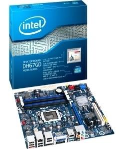 INTEL CORPORATION IBERIA, S.A. PLACA BASE INTEL BOXDH67GDB3, INTEL/i7, i5, i3, LGA 1155, DDR3 1333 32GB, PCI, USB 3.0, HDMI, DVI, MICRO ATX