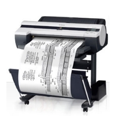 CANON PLOTTER CANON IPF610 A1 24/ 2400PPP/ 256MB/ USB/ RED/ PEDESTAL