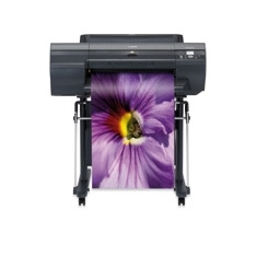 CANON PLOTTER CANON IPF6300 A1 24/ 2400PPP/ USB/ RED/ PEDESTAL