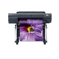 CANON PLOTTER CANON IPF6350 A1 24/ 384MB/ 2400PPP/ USB/ RED/ PEDESTAL/ DISCO DURO 80GB
