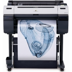 CANON PLOTTER CANON IPF650 A1 24/ 2400PPP/ 256MB/ USB/ RED/ PEDESTAL