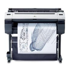 CANON PLOTTER CANON IPF755 A0 36/ 2400PPP/ 256MB/ USB/ RED/ PEDESTAL