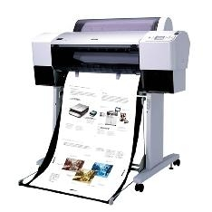 EPSON PLOTTER EPSON STYLUS PRO 7880 STD A1 24/ 2880PPP/ USB/ FIREWIRE/ RED